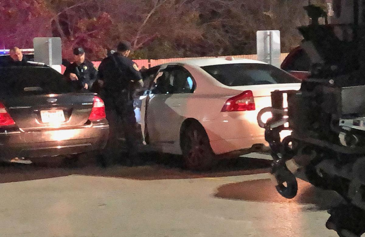 updated police man threatened estranged wife in walmart parking