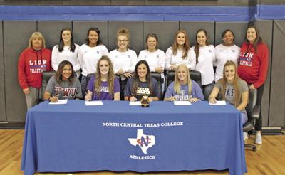 NCTC adds 11 signees to replace departing players