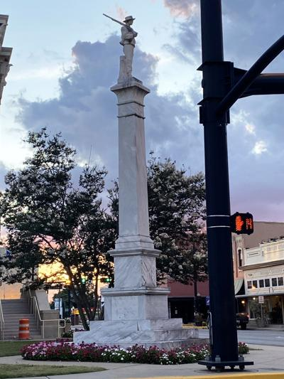 FULL REPORT: County judge seeks vote on Confederate monument; poll question could be on November ballot