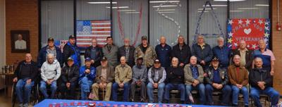 St. Mary's welcomes veterans