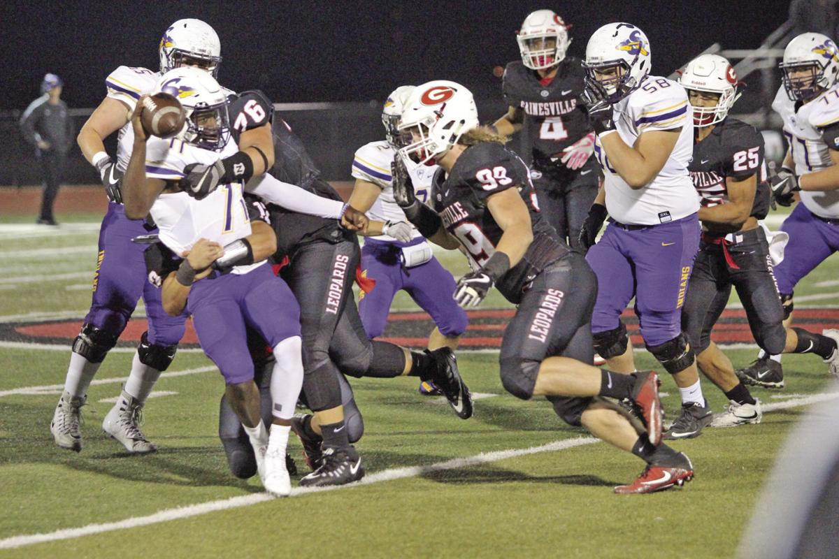 Leopards close season with loss to Hirschi