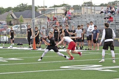 Knights drop two games in Week 3 of 7-on-7