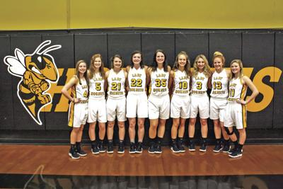 Lady Hornets wrap up district championship