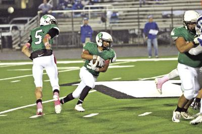 Valley View closes out regular season against Tom Bean