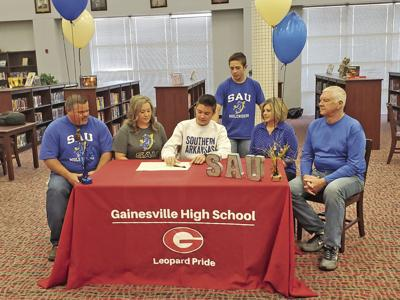 Gainesville's Rains signs with Southern Arkansas | Local