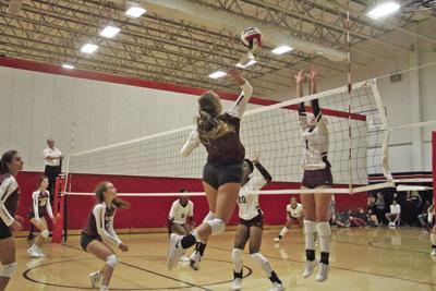 Collinsville volleyball