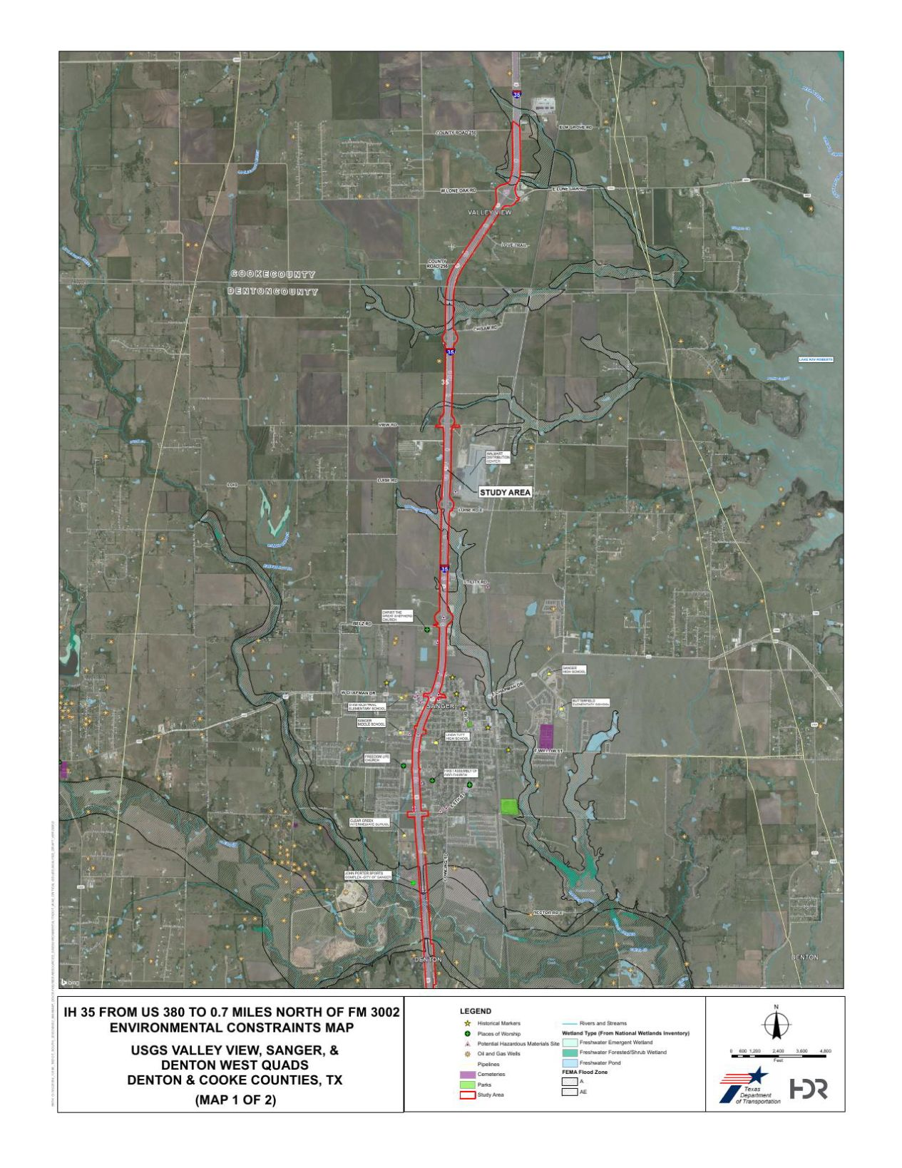 Download PDF I 35 project I 35 widening coming