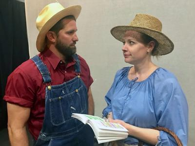 The stage is set: 'Sarah, Plain and Tall' to open Jan. 17 at Butterfield
