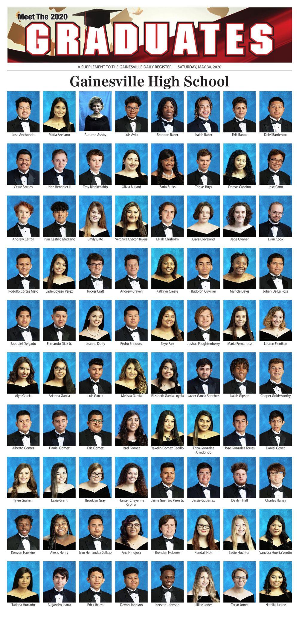PDF: Meet the Graduates 2020