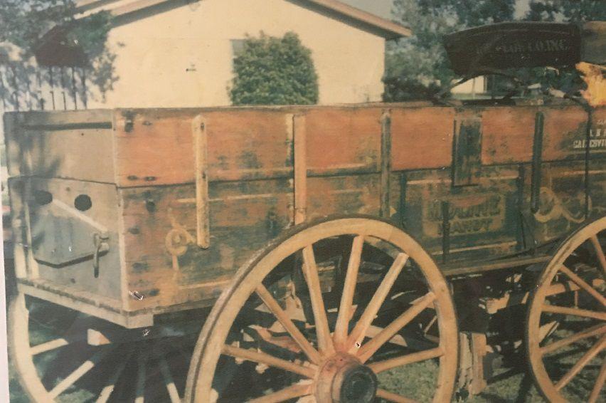 Moline Grain Wagon 1996 Original Condition.jpg