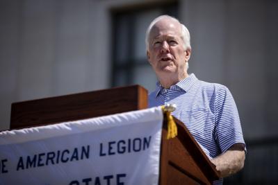 Cornyn raises $3.2 million in third quarter, pushing reelection war chest close to $11 million