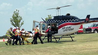 Motorcycle accident injures Lindsay man | Local News