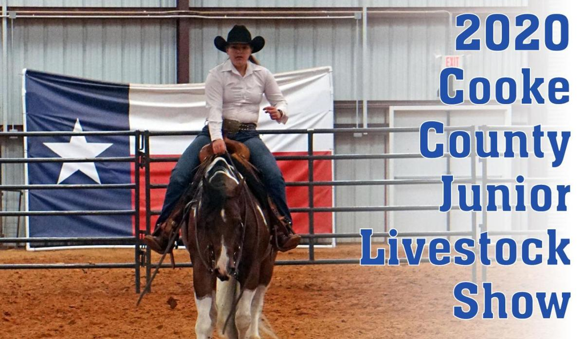 2020 Cooke County Junior Livestock Show