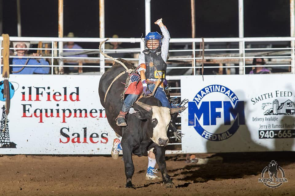 Rodeo Royalty Headed To Saint Jo Forestburg Events In