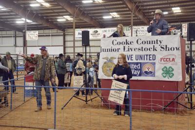 Junior livestock show auction raises more than previous year
