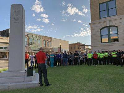 Ceremony honors 9/11 victims