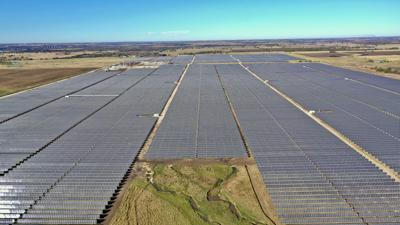 Adapture Renewables solar farm