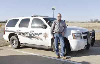 Livin' the dream: Gilbert hangs up his hat after nearly 40 years in law enforcement