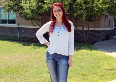 HEROES AMONG US: At 15, college student stands out for drive to succeed