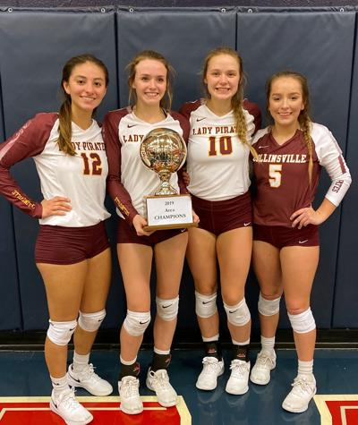 Several Lady Pirates selected to TSWA all-state teams
