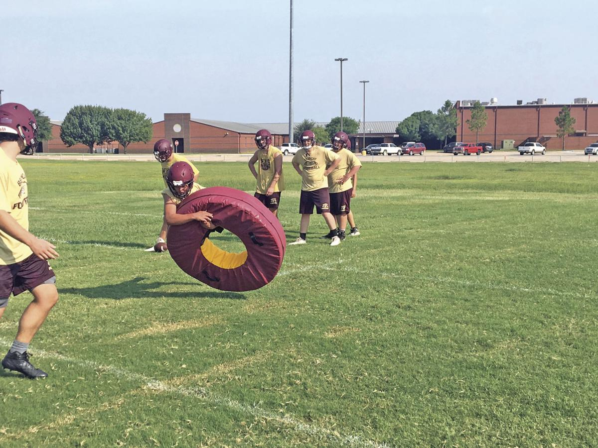 Whitesboro on track in first week of season | Local Sports