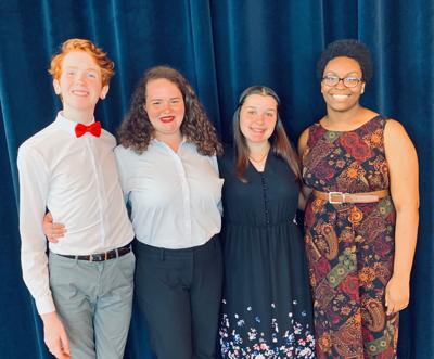 GHS choir members recognized