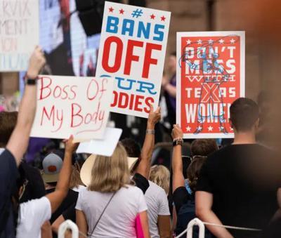 tribune abortion protesters
