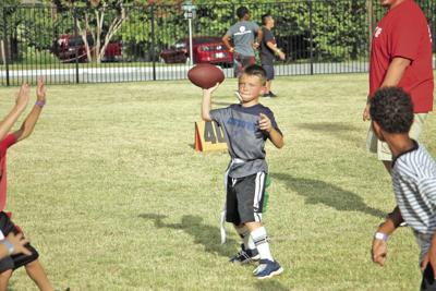 Boys and Girls Club hosts multi-sport clinic