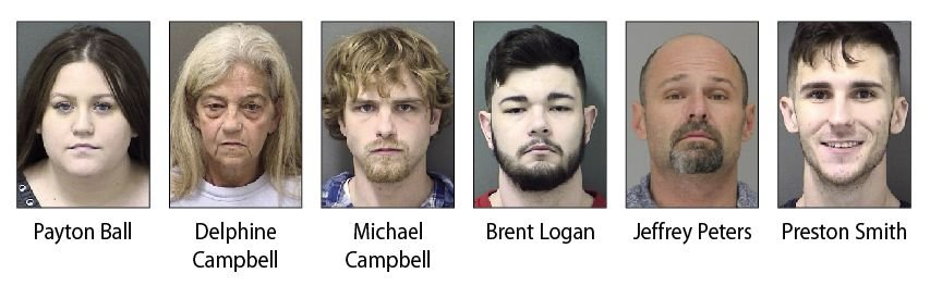 Bust yields more than $100,000 in drugs | Local News