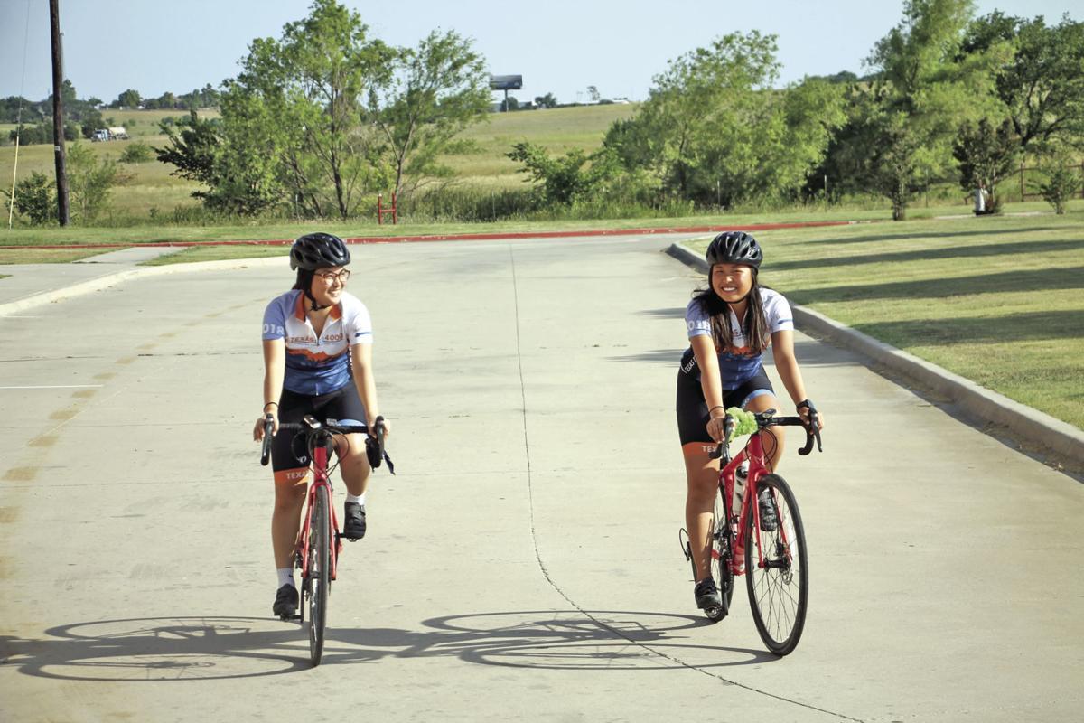 Texas 4000 bike trek spins through Gainesville