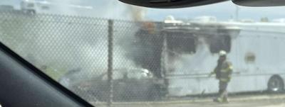 Crash near I-35