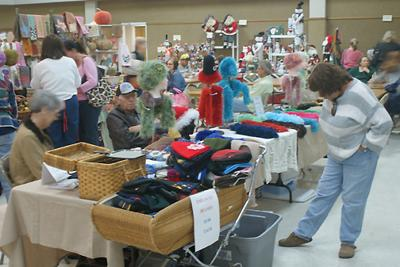 Sell-O-Rama helps Cooke County Fair Association