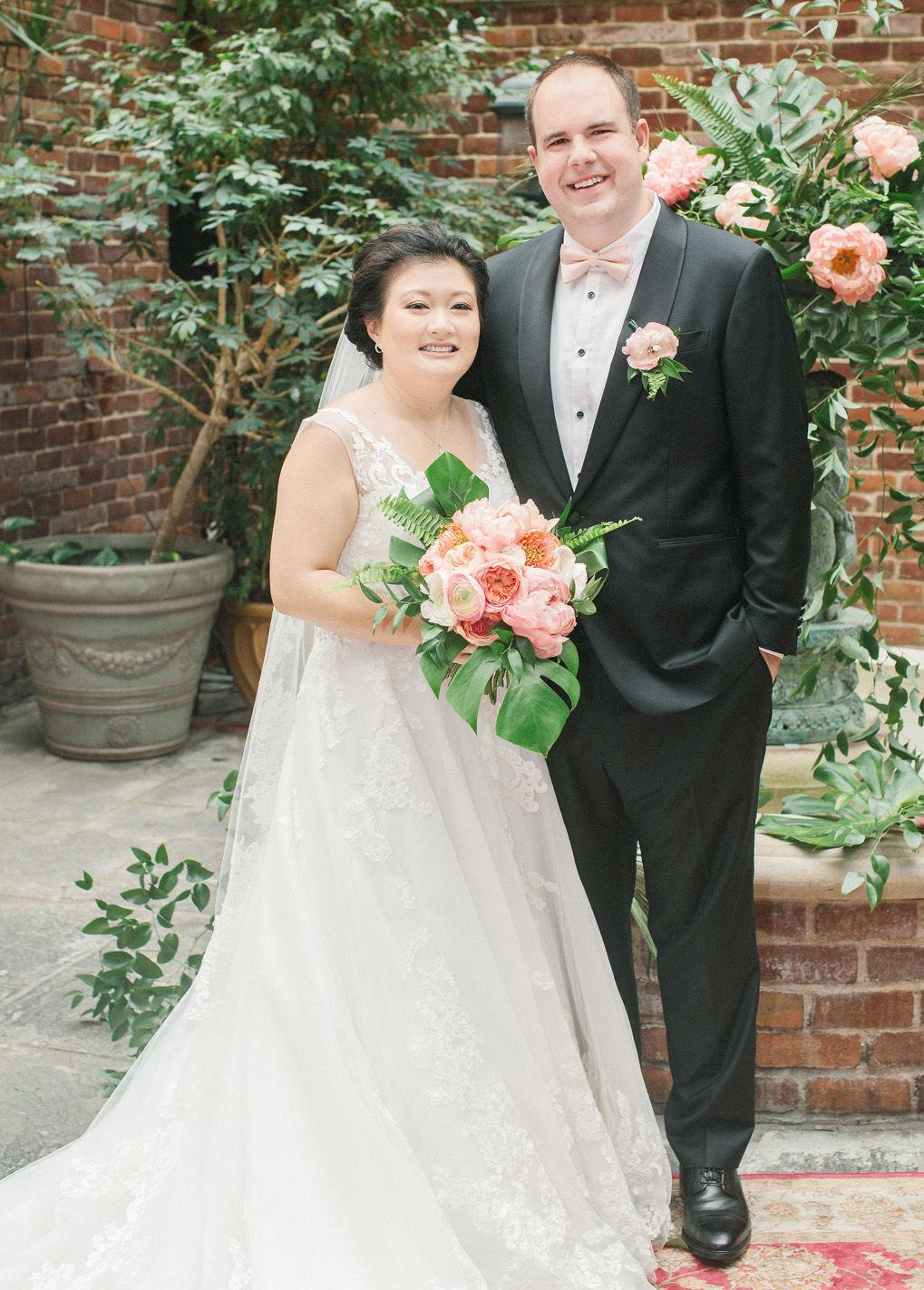 Chris and his wife, Sharyne