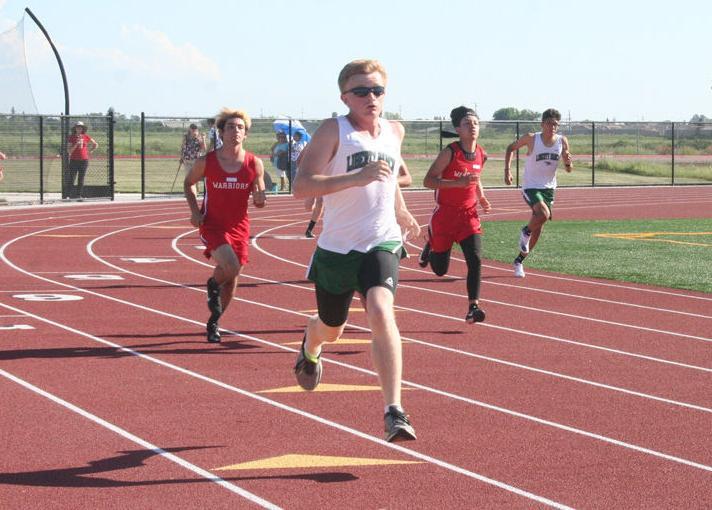 track teams compete