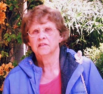 Mildred Ann McCoy Caldwell