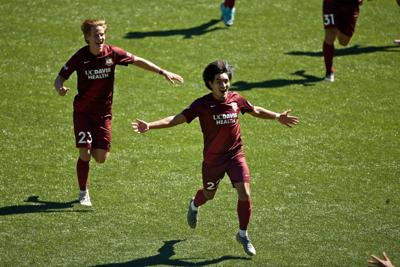 Academy products score for Sac in win over Portland