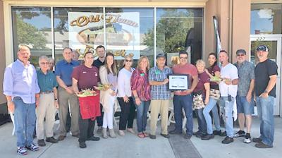 Old Town Diner chamber's Business of the Month