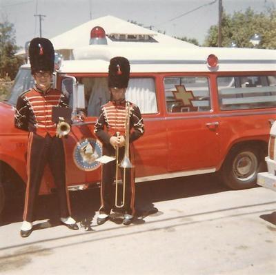Galt High band