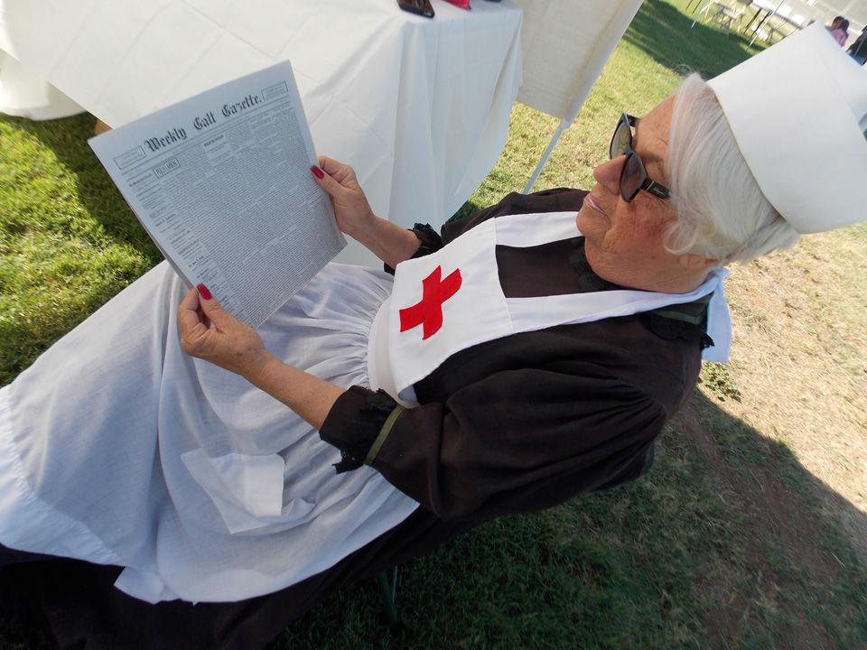 nurses costume
