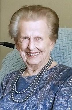 Betty Alice (Bauman) Rau