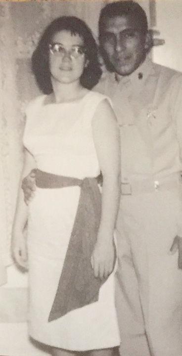 Ed and Mary Velasquez
