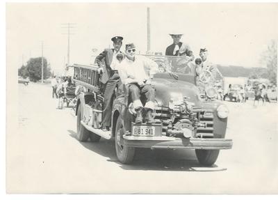 1951 Sacramento County Fair Parade