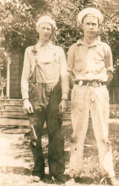 Fred and Clifford May