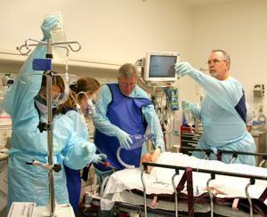 Kaiser Trauma Center opens   News   galtheraldonline com