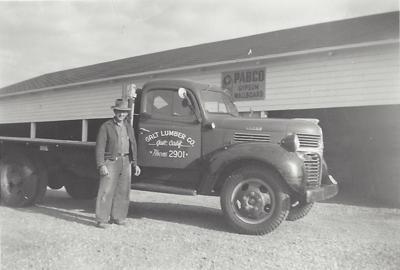 Galt Lumber Company