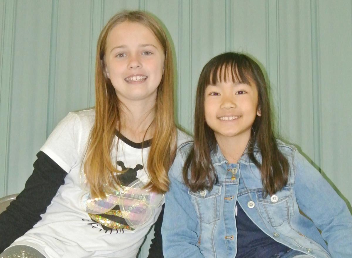 Summer McCoy and Maile Lam