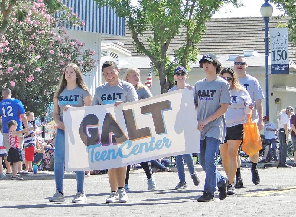 Galt Teen Center