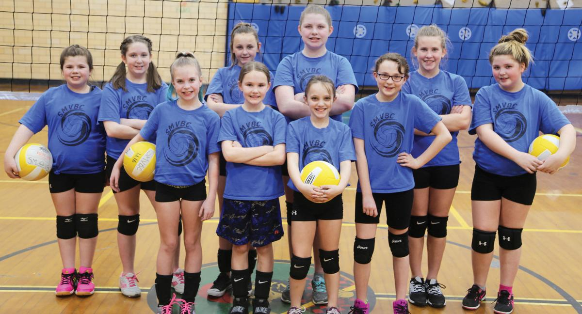 St. Maries Club Volleyball