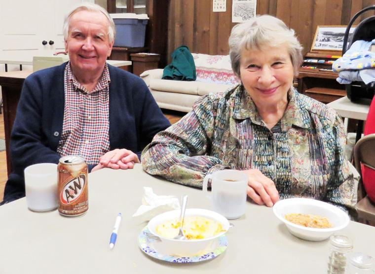 Harrison Grange Soup and Pie