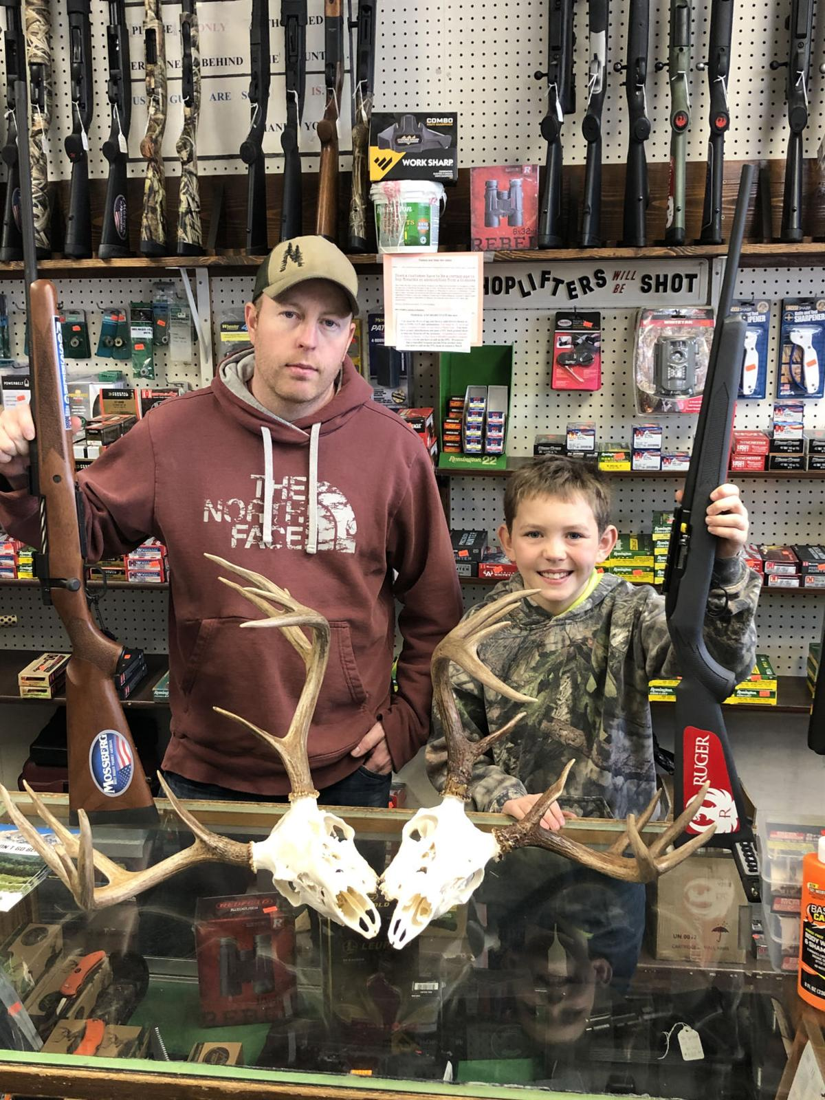 Big Buck Winners